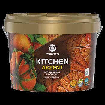 Eskaro Akzent Kitchen - влагостойкая особо прочная краска