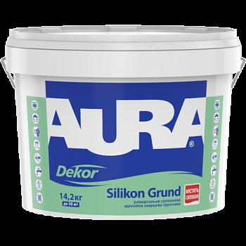 Aura Dekor Silikon Grund - универсальная силиконовая грунтовка