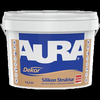 Aura Dekor Silikon Struktur - структурная краска
