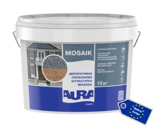 Aura Luxpro Mosaik M15 - декоративная штукатурка