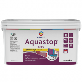 Eskaro AQUASTOP Hydro - гидроизоляция