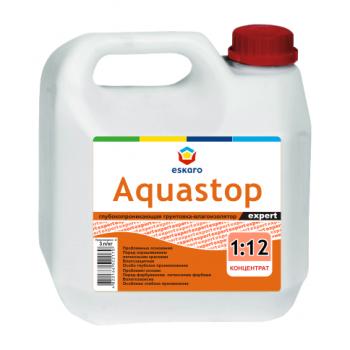 Eskaro Aquastop Expert  - глубоко проникающая грунтовка концентрат