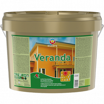 Eskaro Veranda - масляно-акриловая краска
