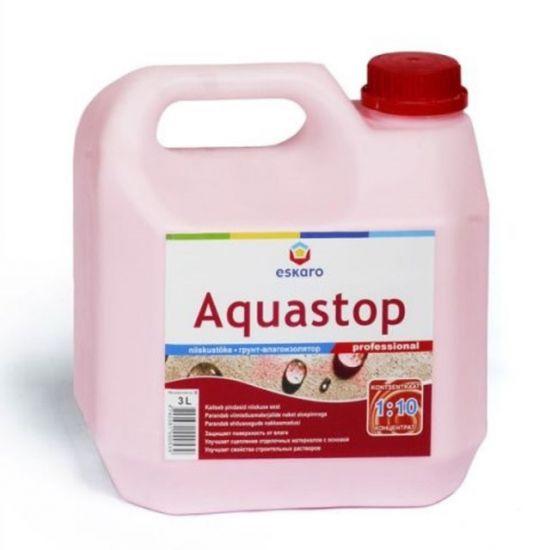 Eskaro Aquastop Professional - укрепляющий грунт-концентрат