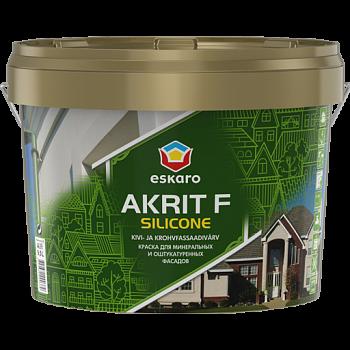 Eskaro Akrit F Silicone - краска для фасадов