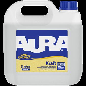 Aura Unigrund Kraft - универсальный укрепляющий грунт