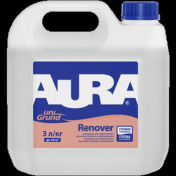Aura Unigrund Renover - универсальная укрепляющая грунтовка