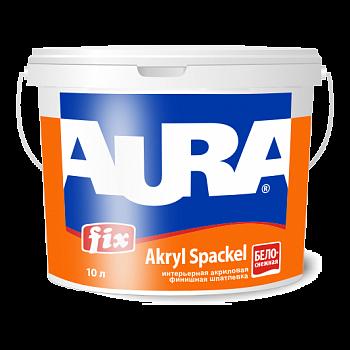Aura Fix Akryl Spaсkel - акриловая финишная шпатлевка