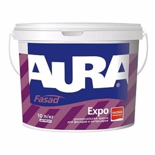 Aura Fasad Expo - универсальная краска