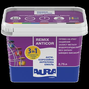 AURA Luxpro Remix Anticor - антикоррозионная акриловая эмаль