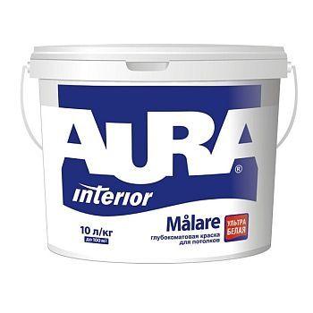 Aura Malare - ультрабелая глубокоматовая краска