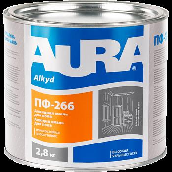 Aura ПФ 266 - эмаль для пола