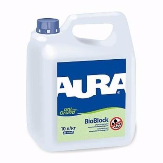 AURA Unigrund BioBlock - универсальный грунт