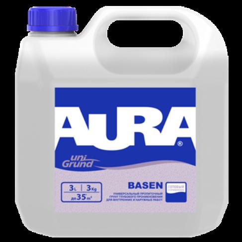 AURA Unigrund Basen - грунтовка акриловая
