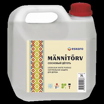 Eskaro Mannitorv - сосновый деготь