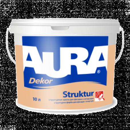 Aura Dekor Struktur - структурная краска