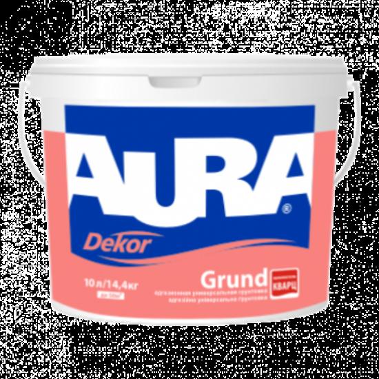Aura Dekor Grund - универсальная грунтовка