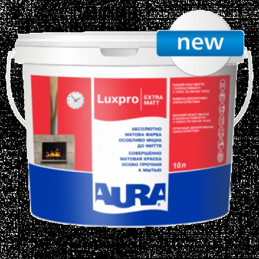 Aura Luxpro ExtraMatt - совершенно матовая краска