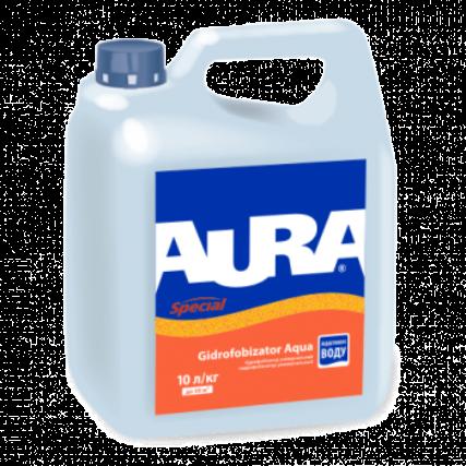 Aura Gidrofobizator Aqua - универсальный гидрофобизатор