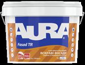 Aura Fasad TR - атмосферостойкая фасадная краска