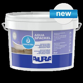 Aura Luxpro Aqua Spackel  влагостойкая акриловая шпатлевка