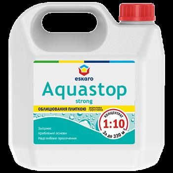 Eskaro Aquastop Strong - укрепляющая грунтовка-концентрат