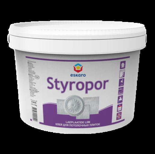 Eskaro Styropor - клей для изделий из полистирола