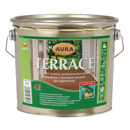 Aura Wood Terrace