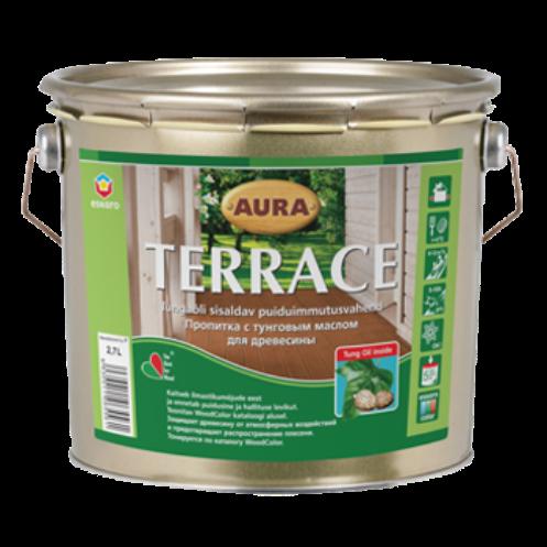 Aura Wood Terrace - масло для террас